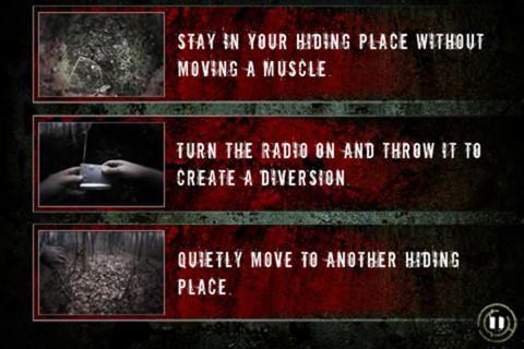 Скачать Hysteria Project - Действительно страшно для iPhone и iPad [AppStore / Обзор]