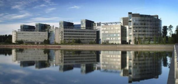 Nokia продала свою штаб-квартиру в Финляндии за $ 222 млн