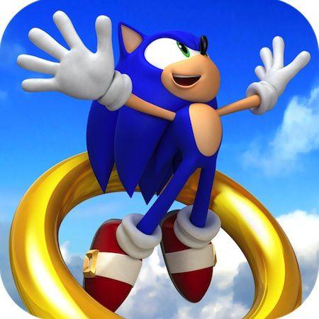 «12 дней подарков от iTunes»: день 6. Sonic Jump. Скачать бесплатно