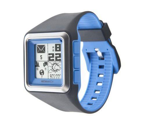Часы MetaWatch Strata для iOS и Android уже доступны для предзаказа