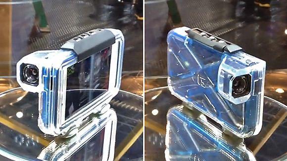 G90 Action Sports Camera превратит Ваш iPhone в экстремальную камеру