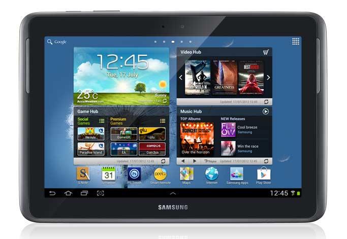 Samsung скоро выпустить планшет Note 8.0