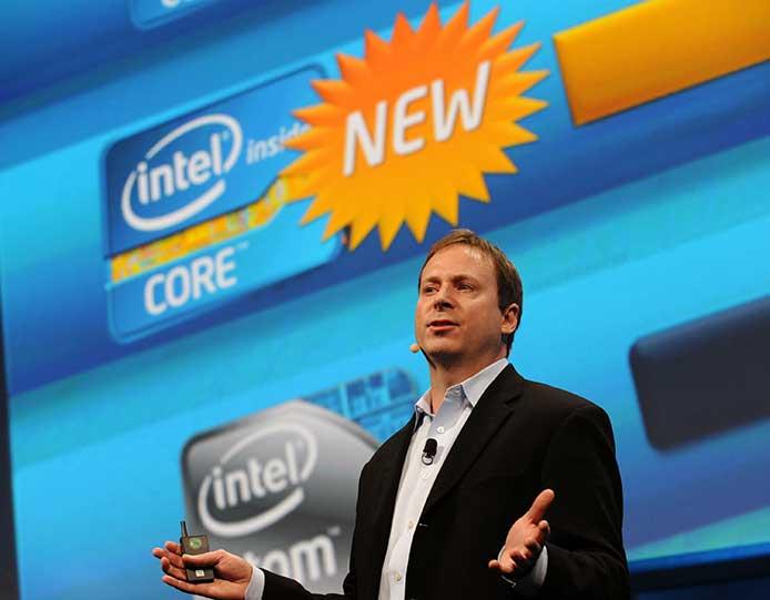 Новые поколение процессоров Intel Core