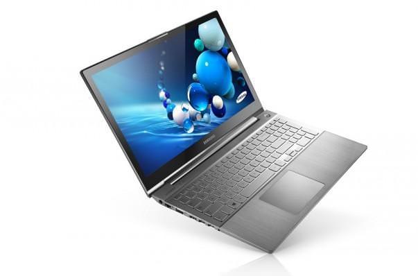 Samsung представит 15'' ноутбук Series 7 Chronos с сенсорным дисплеем и 13'' ультрабук Series 7 Ultra