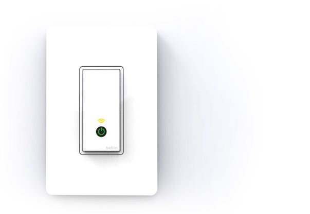 Belkin WeMo Light Switch для iPhone