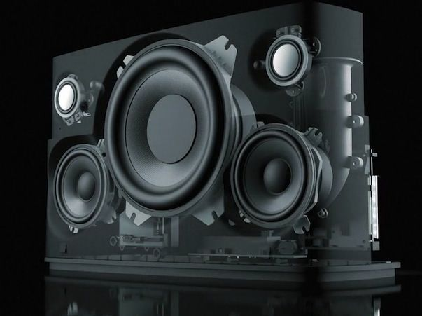 Bowers Wilkins A7