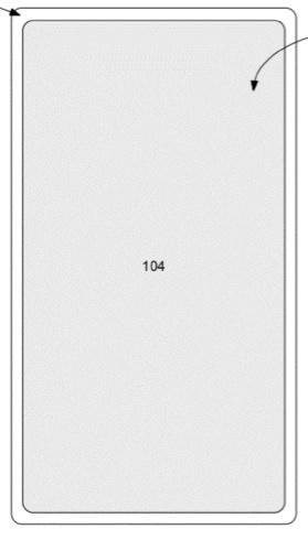 Запатентован бюджетный iPhone?