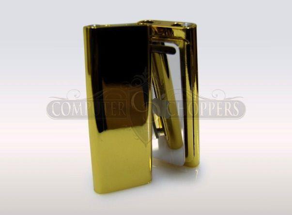 Золотые плееры iPod от компании ComputerChoppers