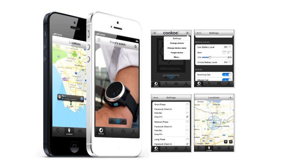 Cookoo – часы с напоминаниями для Вашего смартфона