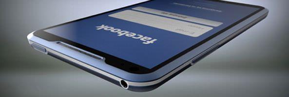 Концепт телефона Facebook