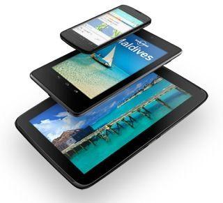 Nexus устройства