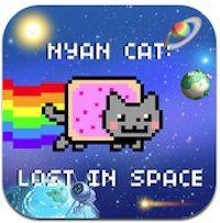 Скачать Nyan Cat: Lost In Space для iPhone и iPad [App Store / Обзор]