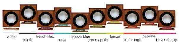 Petite Square bluetooth speaker