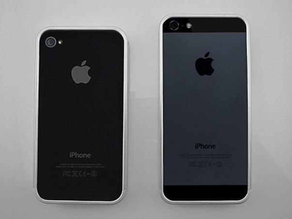 AL13 - сверхтонкий бампер для iPhone