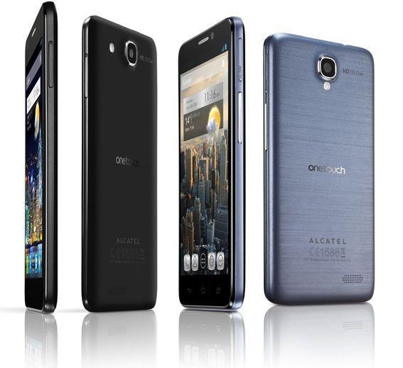 Alcatel One Touch Idol Ultra самый тонкий в мире смартфон