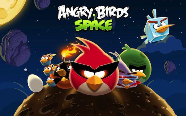 Angry Birds Space Pig Dipper - обновление из 30 новых водных уровней