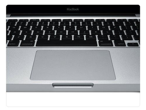 Apple запатентовала стеклянный трекпад MacBook