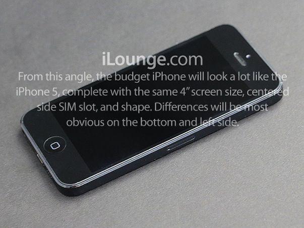 Бюджетный iPhone – что-то среднее между iPhone 5, iPod touch и iPod classic