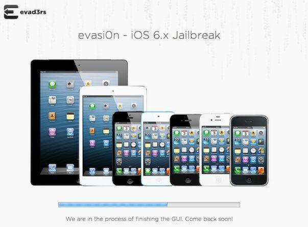 evasi0n - отвязанный джейлбрейк iOS 6