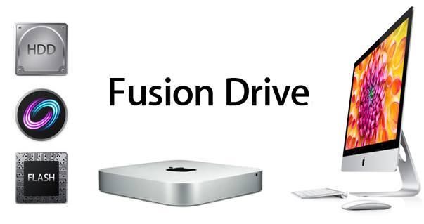 Новый 21,5-дюймовый iMac теперь также включает Fusion Drive