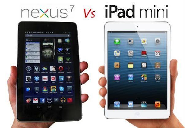 Продажи Goole Nexus 7 превысили продажи iPad в Японии