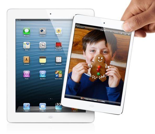 Аналитик Минг-Чи Куо: более тонкий и более легкий iPad 5 появится осенью