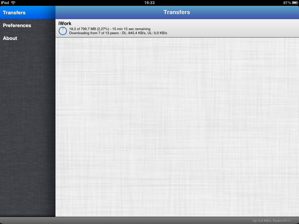 Как скачать торренты на iPhone и iPad