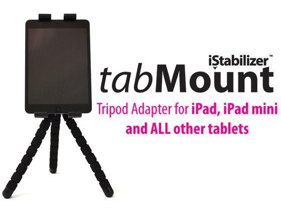 iStabilizer tabMount - самый удобный штатив для iPad