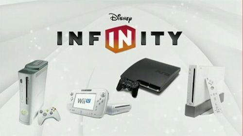 Disney анонсировала игру Disney Infinity для консолей и iOS