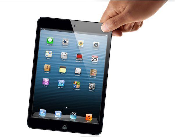 iPad mini отличный планшет