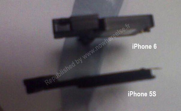 Сравнение iPhone 5S и iPhone 6