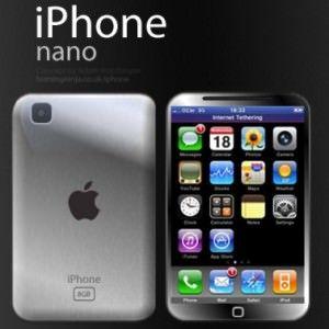 iPhone mini может появится в следующем году