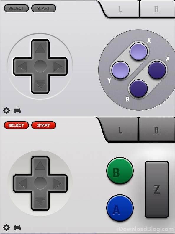Оформление приложения Joypad