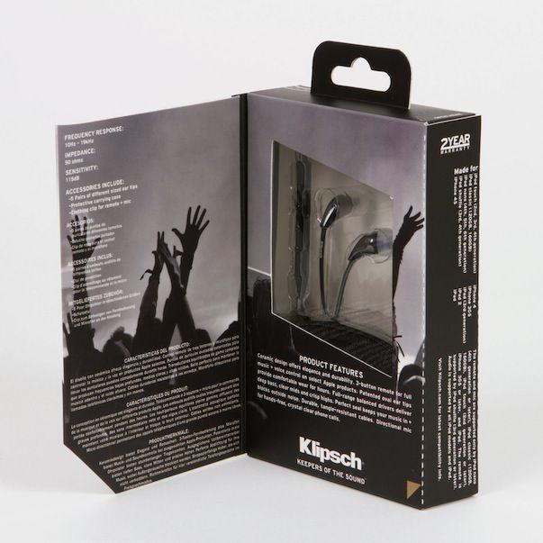 klipsch X7i - наушники для iphone