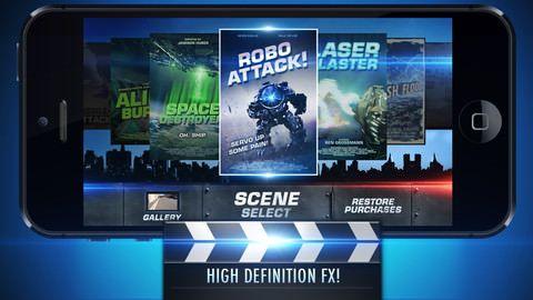 Action Movie FX - лучшее приложение 2012 года для iPhone, iPad по версии Apple