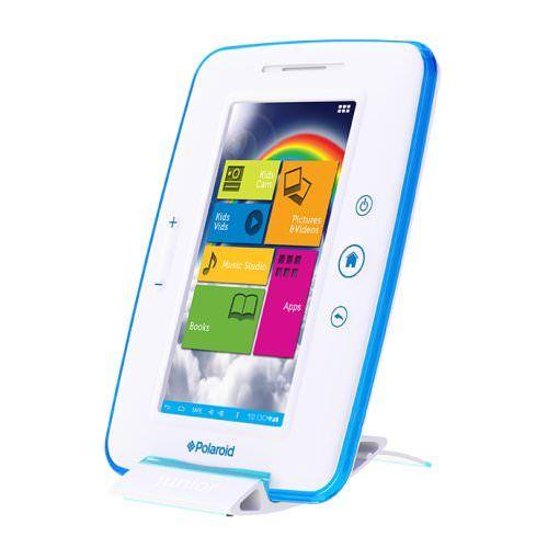 7-дюймовый детский планшет от Polaroid на Android 4.0