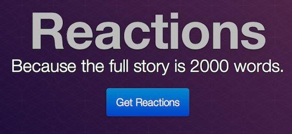 """GeoHot выпускает в App Store дебютное приложение """"Reactions"""""""