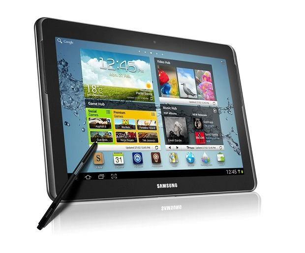 Samsung Galaxy Note 8.0 против iPad mini