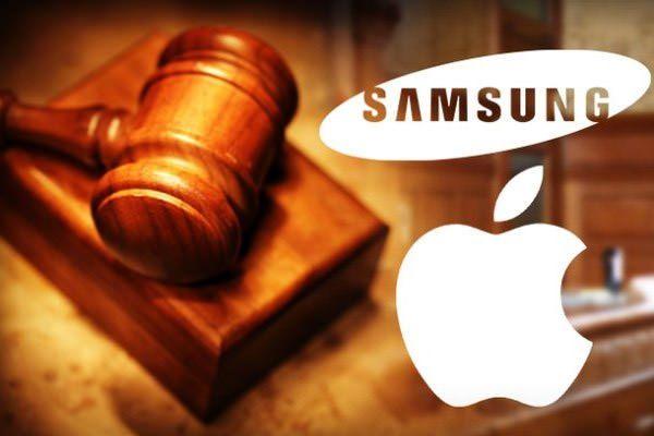 судебные разбирательства Apple иSamsung