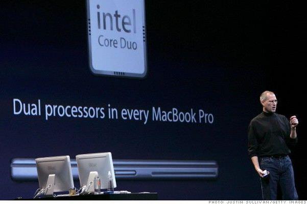 intel 2006 macworld