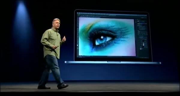 Apple и швейцарский фотограф договорились относительно фотографии с глазом (Retina)