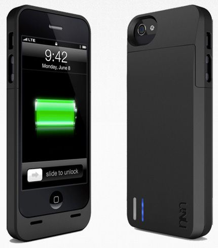 DX Protective Battery Case for iPhone 5