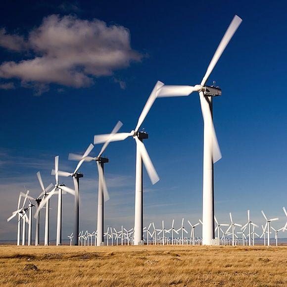 Apple получила патент на ветряную турбину