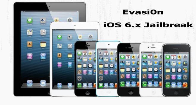 Evasi0n IOS 6.1
