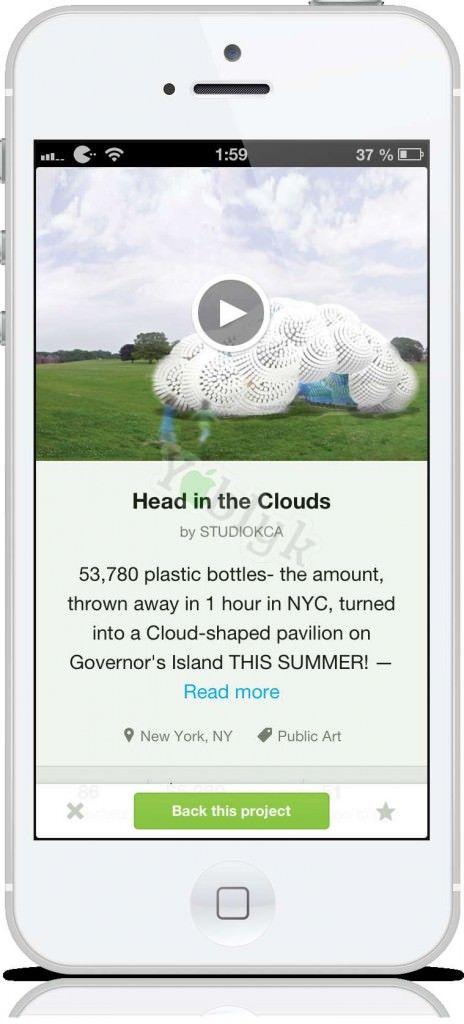 Kickstarter-for-iOS