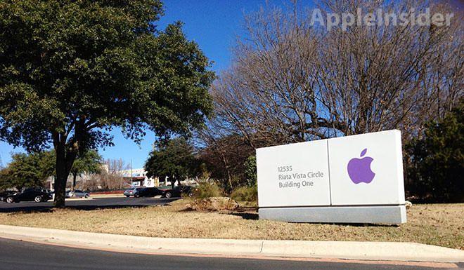 Получены новые фотографии строительства apple campus 2