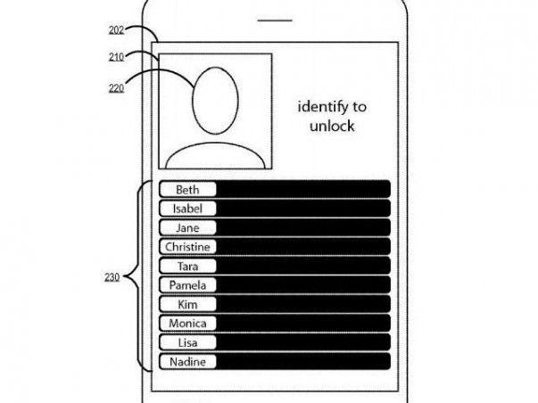 Новый патент на разблокировку iPhone
