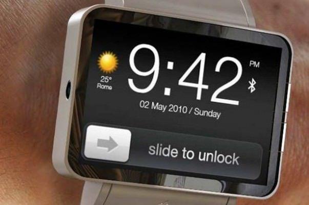 Apple+iWatch