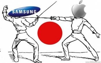 Apple против Samsung в Японии