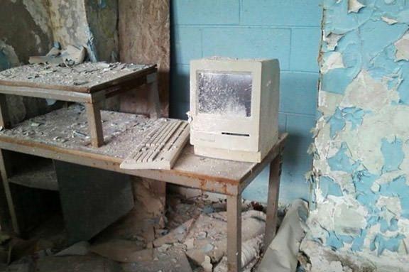 В этой школе в Филадельфии бросили первый Macintosh